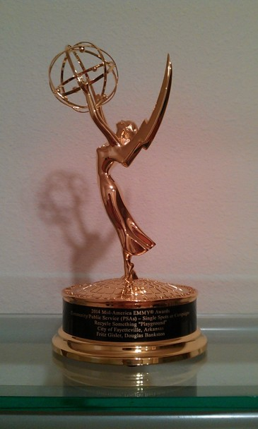 "Recycle Something ""Imaginary Playground"" wins Emmy Award"